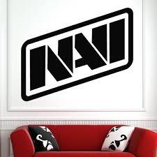 As10191 Dota 2 Logo Wall Art Sticker