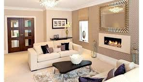 living room wall colour combinations