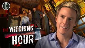 The Witching Hour - Escape Room Director Adam Robitel Interview - YouTube