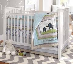 brooks crib bedding set pottery barn kids
