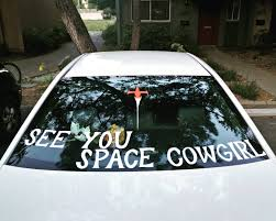 My Bebop Car I M Going To Make Some Official Decals For More Permanent Wear Cowboybebop