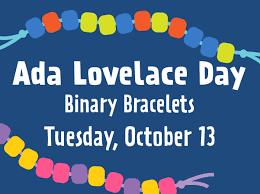 Ada Lovelace Day | Discovery Gateway