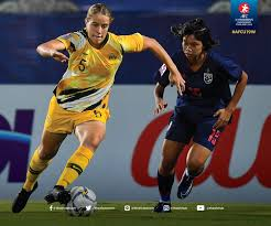 ⚽ 56' GOAL Courtney Nevin converts a... - Asian Football Confederation |  Facebook
