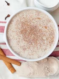 vanilla chai tea latte a homemade