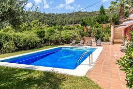 vacances avec piscine barcelone