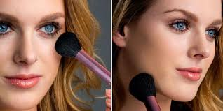 how to apply bronzer in 3 easy steps