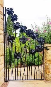 22 insanely charming garden gate diy