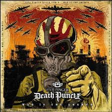 Five Finger Death Punch War Is The Answer Findersrecords