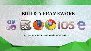 plete selenium webdriver with c