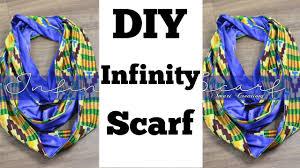 diy infinity scarf amari creations