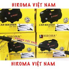 Thanh nối dài cho súng máy rửa xe Hiroma - 25