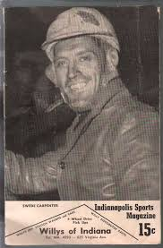 Indianapolis Midget Speedway Auto Race Program 1946-Swede Carpenter-Duane  Carter-G-: - DTA Collectibles