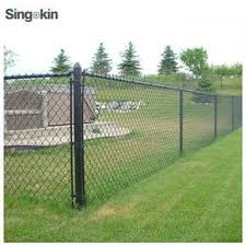 Time To Source Smarter Black Chain Link Fence Chain Fence Chain Link Fence Installation