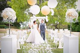 garden wedding decoration 13 budget