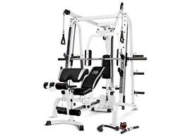 Marcy Pro Smith Cage Workout Machine Total Body Training Home Gym System -  Newegg.com
