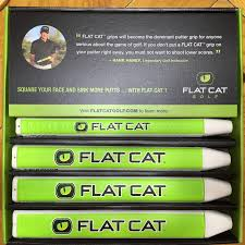 flat cat putter grips igolfreviews