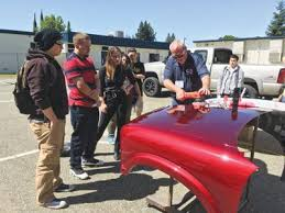 Students get career ready at Albert Powell High School fair | News |  appeal-democrat.com