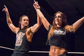 Britt Baker talks about Adam Cole possibly joining AEW