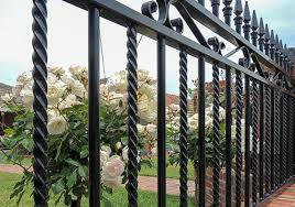 steel gate wrought iron gates and