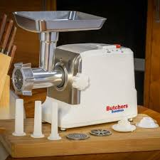 meat grinder mincer sausage stuffer