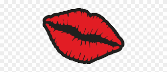 Kiss Mark Lip Car Sticker Decal 12 White Free Transparent Png Clipart Images Download
