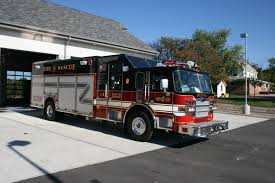 4 pierce fire truck hd wallpapers