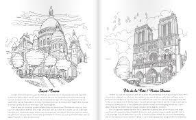 Kleurboek Voor Volwassenen Parijs Editie Meer Suavemente