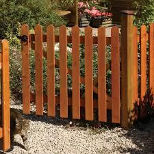 6x3 Picket Fence New Woodensupplies Wooden Supplies