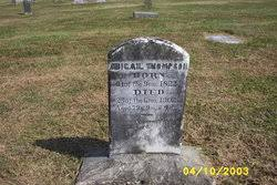 Abigail Dixon Thompson (1822-1902) - Find A Grave Memorial