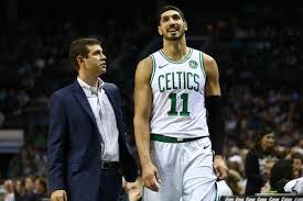 Enes Kanter hosts block party on New Year's Eve - CelticsBlog