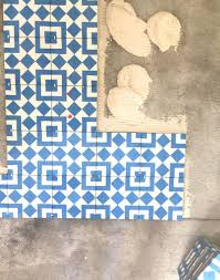 how to seal cement tile grout granada