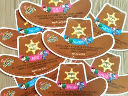 Sheriff Callie Invitations Mas Fiesta Infantil Vaquera Fiesta