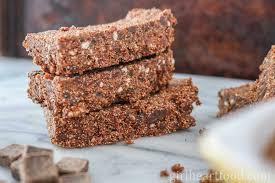 whole grain teff energy bars delicious