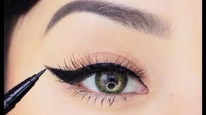 eyeliner makeup tutorial for beginners