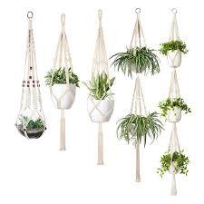 indoor wall hanging planter basket