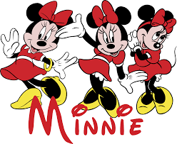 Minnie Mouse – Logos Download