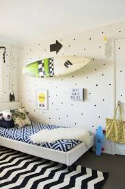 Jasper S Bold Beachy Abode Eclectic Kids Room Surf Room Kids Room
