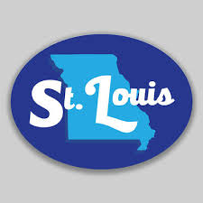 Missouri Vinyl State Flag Decal Sticker Made In The Usa F313