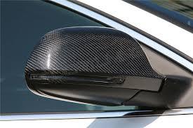 carbon fiber side mirror cover cap