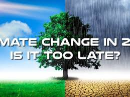Climate Change In 2017, Is It Too Late ...