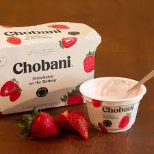chobani greek yogurt strawberry