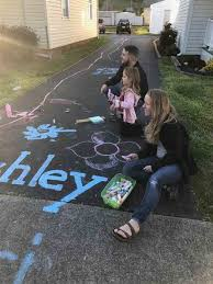 Kingsport Times-News: Chalk art projects spring up in Sevier ...