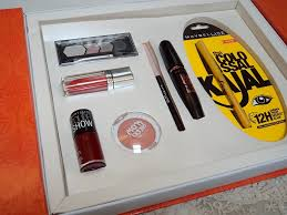 maybelline makeup box