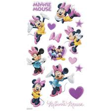 Minnie Mouse Stickers Hobby Lobby 713065