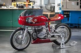 taco con queso a bultaco racer from
