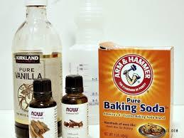 diy baking soda air freshener all