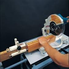 Multiple Stop Jig For Radial Arm Or Miter Saw Jabetc Quality Tools And Home Products