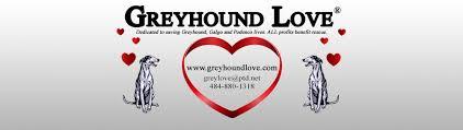 Greyhound Love Collectibles Catalog Window Decals