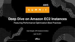 SRV402 Deep Dive on Amazon EC2 Instances, Featuring Performance Optim…