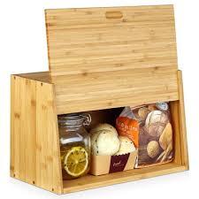 countertop bread storage bin